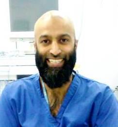 Mr Ziali Sivardeen